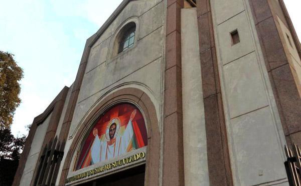 Actividad pastoral en el Santuario de Tres Cruces