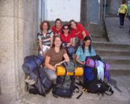 Camiño de Santiago internacional