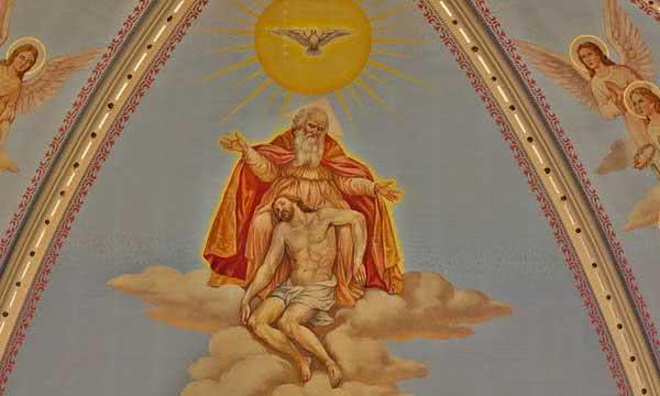 Opus Dei - Orações à Santíssima Trindade