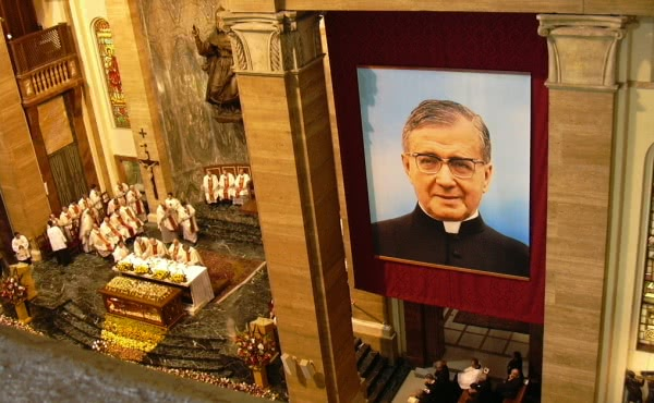 Opus Dei - Homilia do Prelado no dia 10 de outubro