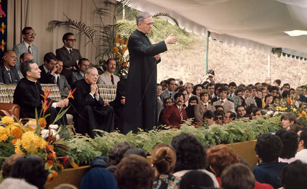 Opus Dei - São Josemaria na Venezuela, Agosto de 1974