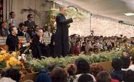 São Josemaria na Venezuela, Agosto de 1974