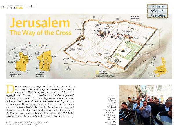 Opus Dei - Die Orte der Bibel werden im neuen Reiseführer lebendig