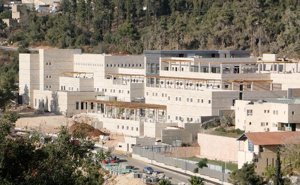 Opus Dei - Saxum: un centro de visitantes y un centro de actividades