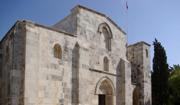 Opus Dei - Saxum: il beato Álvaro in Terra Santa (V)