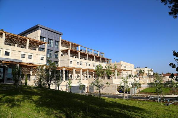 Saxum Visitor Center