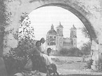 En Montefalco, algunas de las primeras mujeres que conocieron el Opus Dei en la década de los cincuenta.