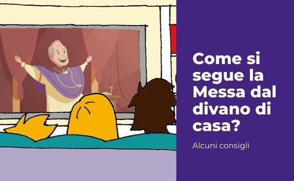 Opus Dei - Sei consigli per vivere bene la Messa in streaming online