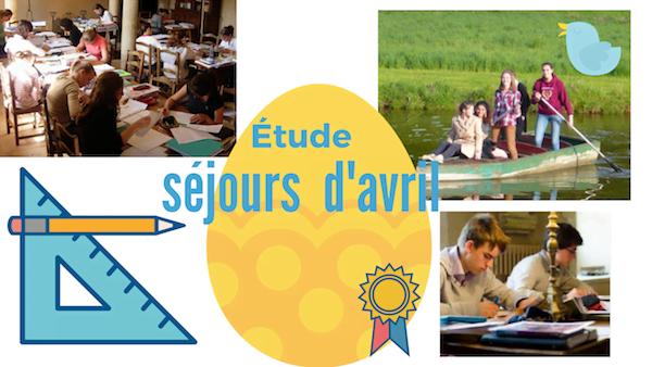 Opus Dei - Les séjours d'étude du mois d'avril
