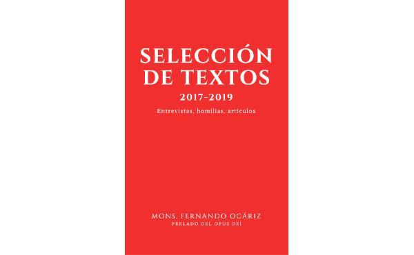 Selecció de textos del prelat, entre 2017 i 2019