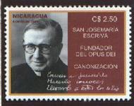 El primer sello de san Josemaría