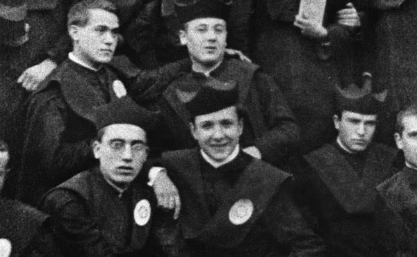 Opus Dei - De jaren op het seminarie