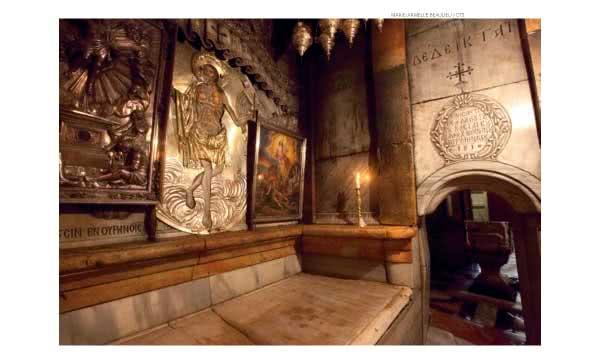 Opus Dei - Jerusalém: o Santo Sepulcro