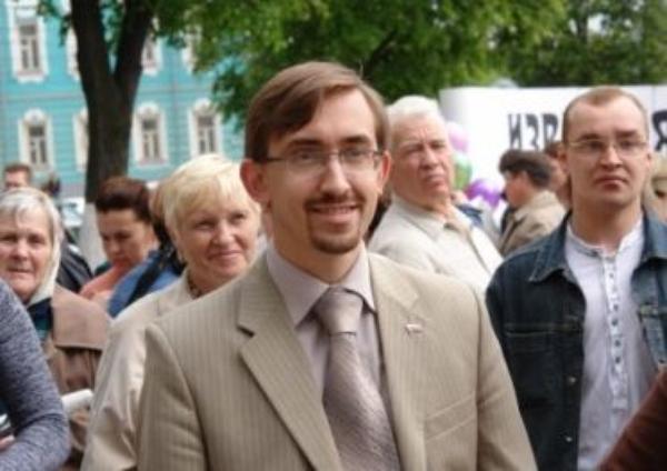 Sergei: Heiliging van werk in Rusland