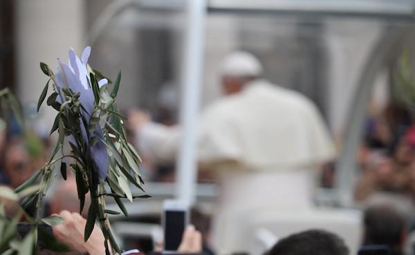 La Settimana Santa con papa Francesco