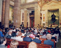 Basílica de San Eugenio.