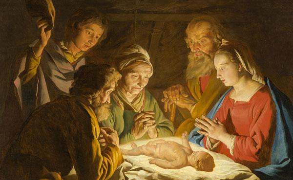 """Face Time"": The graces of a quieter Christmas"