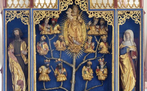 Nativité de Marie. Que lui offrir?