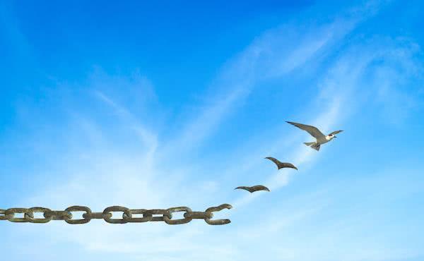 Le chemin de la libération : du péché à la grâce