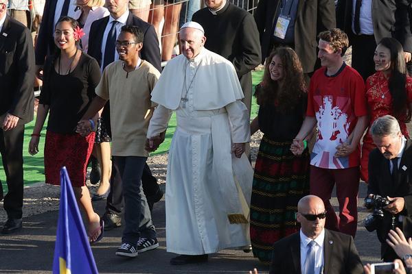 Fratelli Tutti : le Pape nous appelle à la fraternité