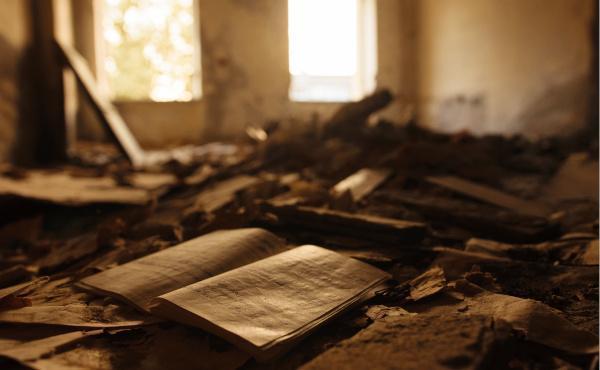 "In DYA: Jesus' ""New Commandment"""