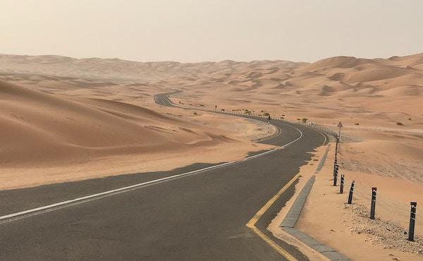 Si può andare a Messa nel deserto