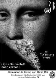 Studenten geïnteresseerd in échte Opus Dei
