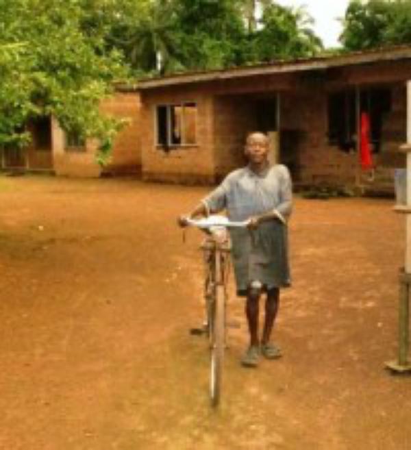 Gezondheidszorg voor Nigeriaans dorp