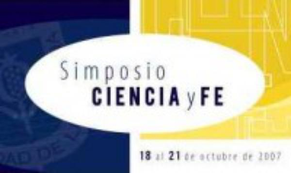 Simposio Ciencia y Fe de la Universidad de La Sabana