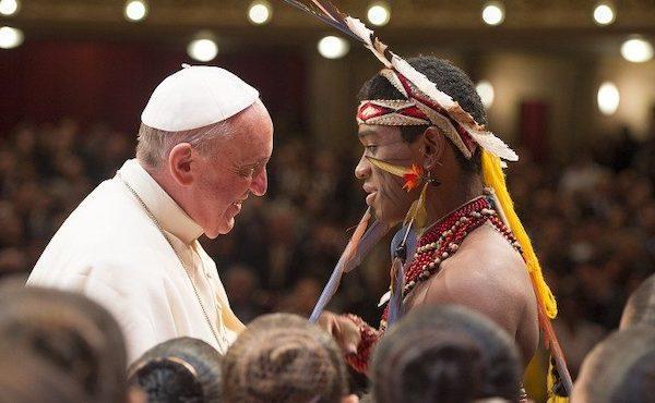 Sinodo per l'Amazzonia: le parole di papa Francesco