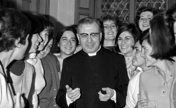 Opus Dei - Deviatnik za rodinu k sv. Josemaríovi