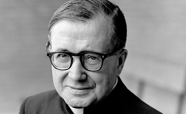 Opus Dei - Malda prašant šv. Josemaria užtarimo