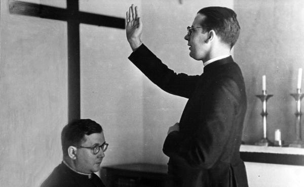 La chiamata di Dio al sacerdozio