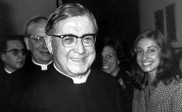 Opus Dei - De wereld hartstochtelijk liefhebben
