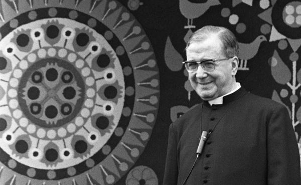 Opus Dei - Tyske biskopers kontakt med den hellige Josemaría