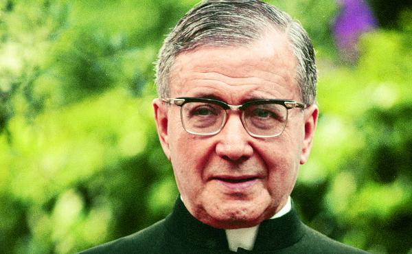 Opus Dei - Šv. Josemarios gyvenimas