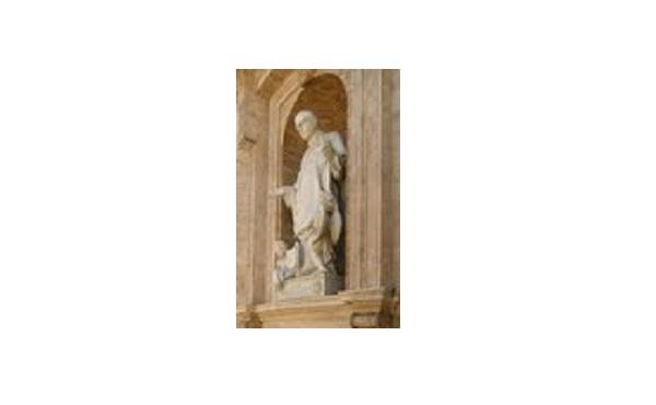圣伯多禄大教堂的圣施礼华像