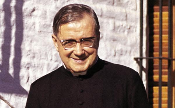 Opus Dei - Biographie de Saint Josémaria Escriva