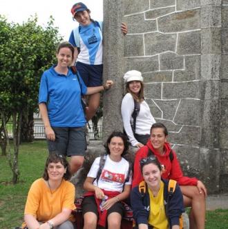 De la vallée de Cabó, montée vers Arès. Saint Josémaria eut beaucoup de mal à gravir cette montée
