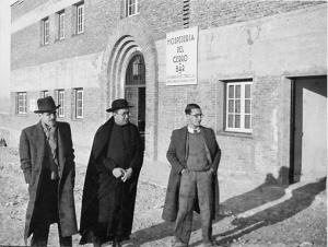 Saint Josémaria dans les années 30