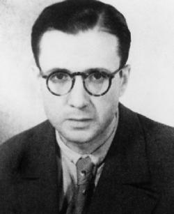 Josemaria Escrivá em Agosto de 1937