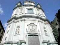 Al n.4 di Calle de San Justo si trova una delle chiese più belle di Madrid: la Basilica pontificia di San Miguel