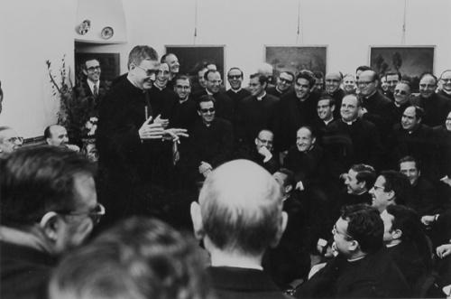Der universale Ruf zur Heiligkeit,  den der hl. Josefmaria unermüdlich verkündete, hatte sich meinem Geist und meinem Herzen tief eingeprägt.