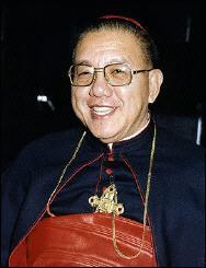 Jaime Cardinal Sin, Archevêque de Manille