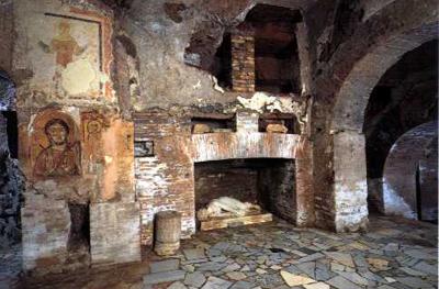 Cripta de Santa Cecilia