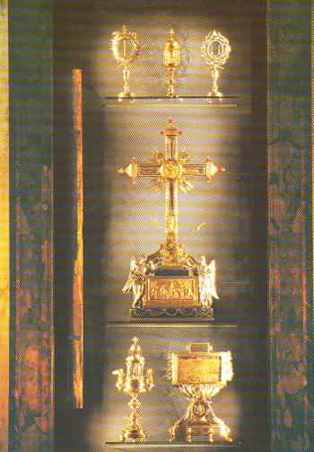 Die Reliquien der Passion