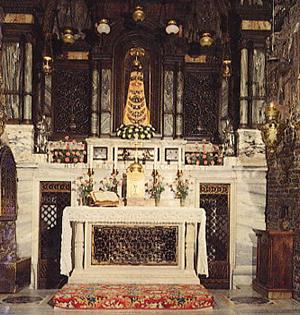 Die Santa Casa von Nazaret