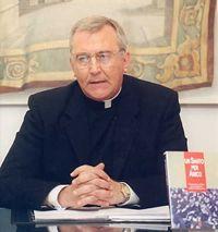 Mons. Flavio Capucci, postulatorul Cauzei de Canonizare a lui Josemaría Escrivá de Balaguer