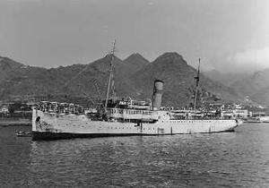 Der Gründer des Opus Dei erreichte Italien an Bord des Schiffes J.J. Sister.