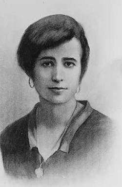 Carmen Escrivá, irmã de S. Josemaria
